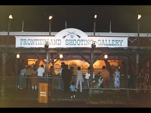 Youtube Frontierland Shooting Gallery