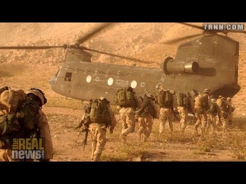 What Drives War? -- David Swanson on Reality Asserts Itself (2/3)