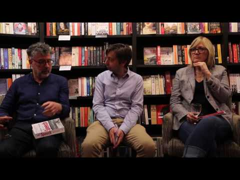 andrew-smith,-stephen-marriott-&-helena-halme-in-conversation-at-novel-london