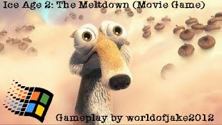 Ice Age 2 - The Meltdown (PC) Gameplay