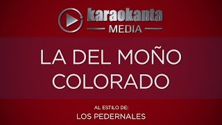 Karaokanta - Los Pedernales - La del moño colorado