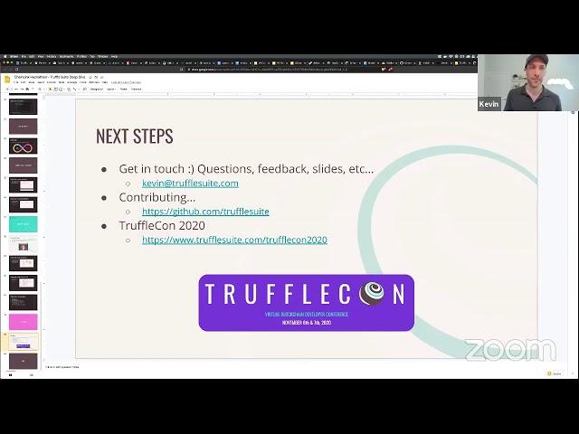 [Workshop] Truffle Deep Dive