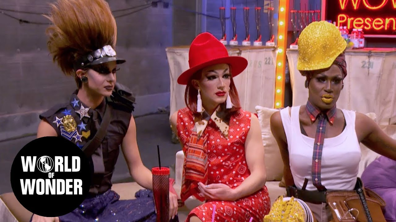 """Download UNTUCKED: RuPaul's Drag Race Season 9 Episode 11 """"Gayest Ball Ever"""""""