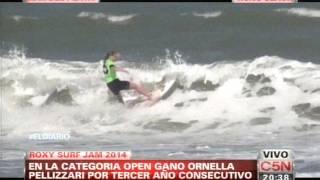C5N - DEPORTES: ROXY SURF JAM 2014