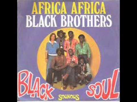 BLACK SOUL * AFRICA AFRICA