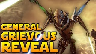 GENERAL GRIEVOUS REVEAL: Image, Abilities, Star Cards & More (+ Geonosis Hint) - Battlefront 2