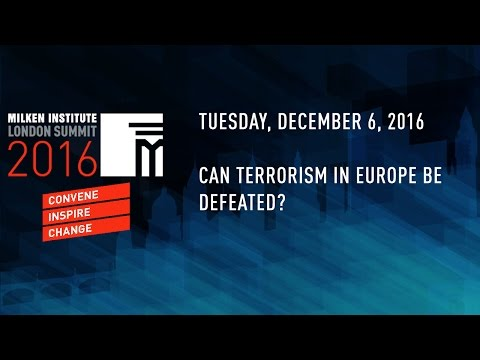 Can Terrorism in Europe Be Defeated?