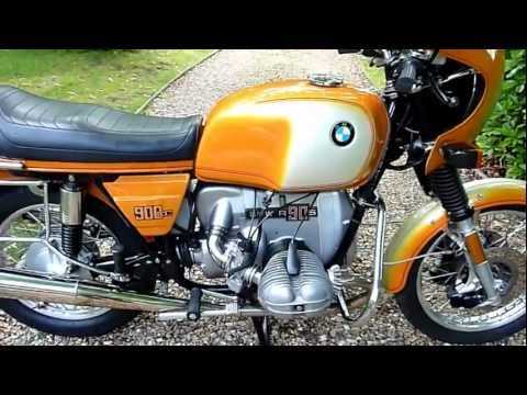 BMW R90S Keith Shaw.MTS