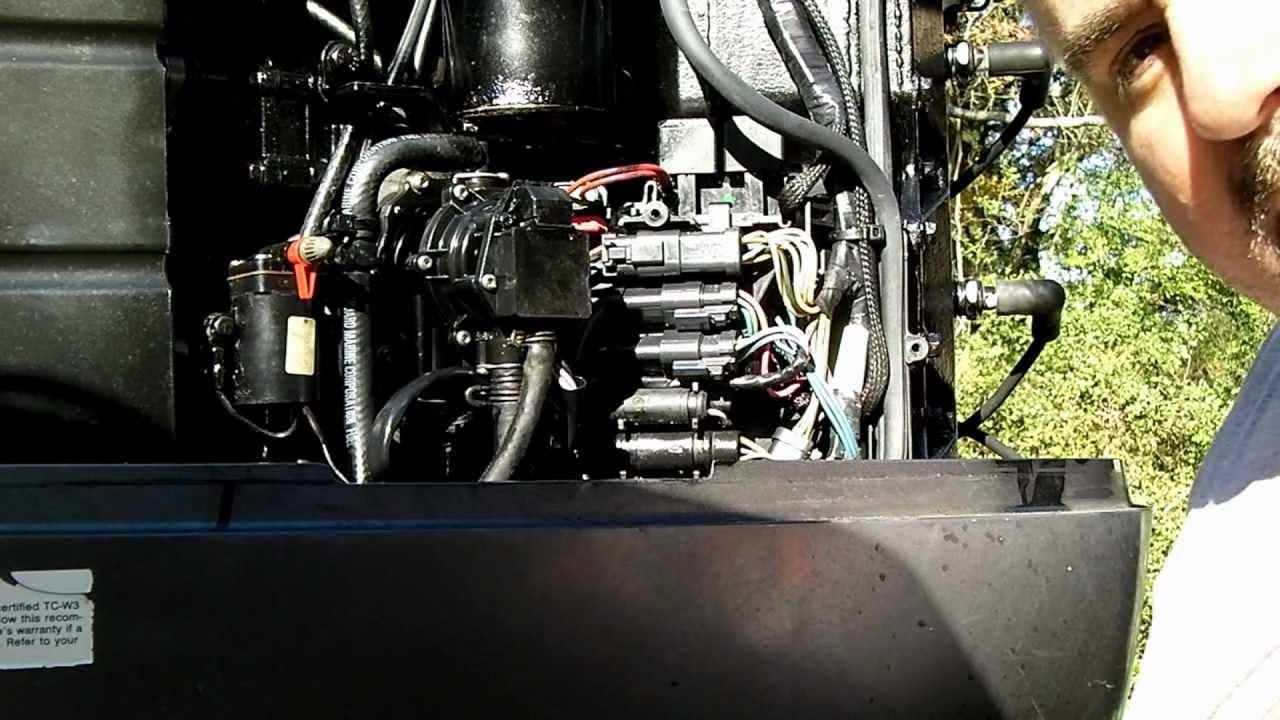 1999 Johnson 90 Hp Outboard Motor  impremedia