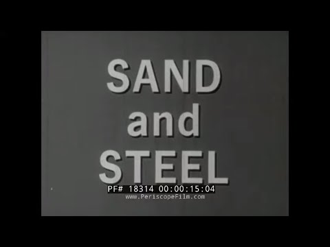 1965 U.S. MARINE CORPS FILM  CONSTRUCTION OF CHU LAI AIR BASE  VIETNAM WAR 18314