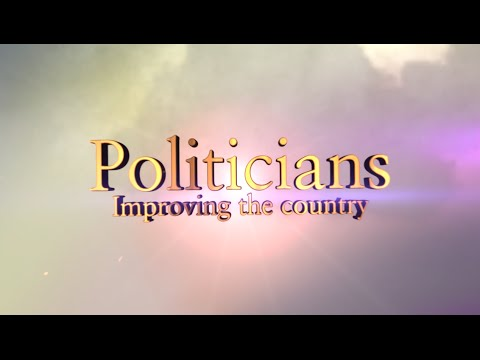 Politicians, Improving the Country (Ft. Acting Mayor Kid Pena)