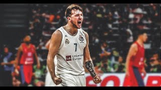 Luka Dončić TOP 10 PLAYS (UPDATED AT THE END OF THE SEASON)