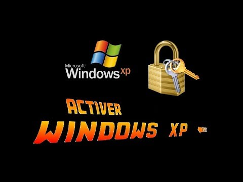 Activation Windows XP En 2020 J'ai Trouvé !