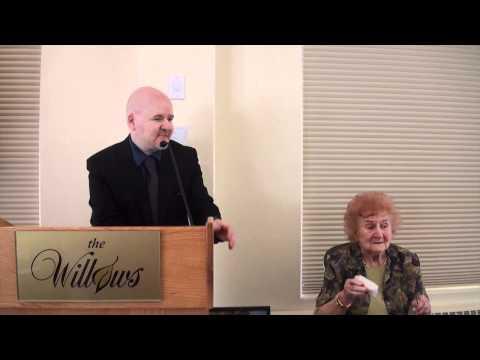 2012 Jeanne Walters 90th Birthday Party Saskatoon Willows.mp4