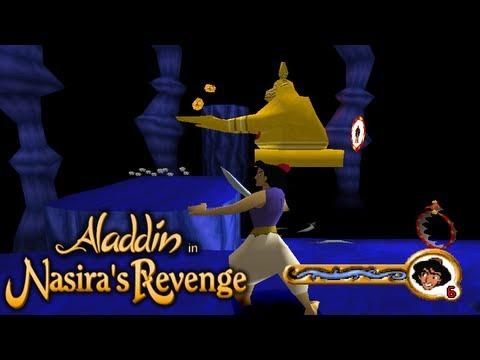 Let's Play Aladdin: Nasira's Revenge: Part 15 - Cave of Wonders Level 2