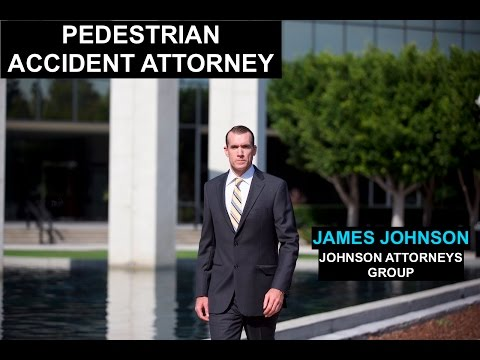 Pedestrian Accident Lawyer - Johnson Attorneys Group