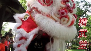 Traditional Lion Dance & Chinese Martial Arts Demonstration - Jing Mo Tong, Lincoln, NE . 6.3.2017