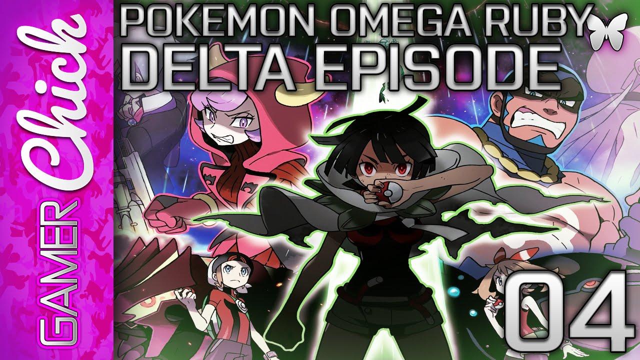 Pokemon Omega Ruby - Gameplay/Walkthrough [Delta Episode ...
