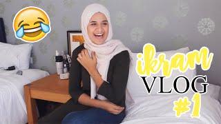 IkramVLOG#1 | حياتي الجديدة في مدينة طنجة♥