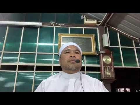 Surau Darul Mahabbah Kuliah Ustaz Dr Zawawi Ismail - Kitab Fiqh Manhaji Jld 1