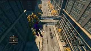 Saints Row The Third INVINCIBILITY AND RESPECT CHEAT