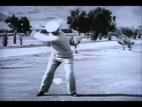 hogan golf swing video