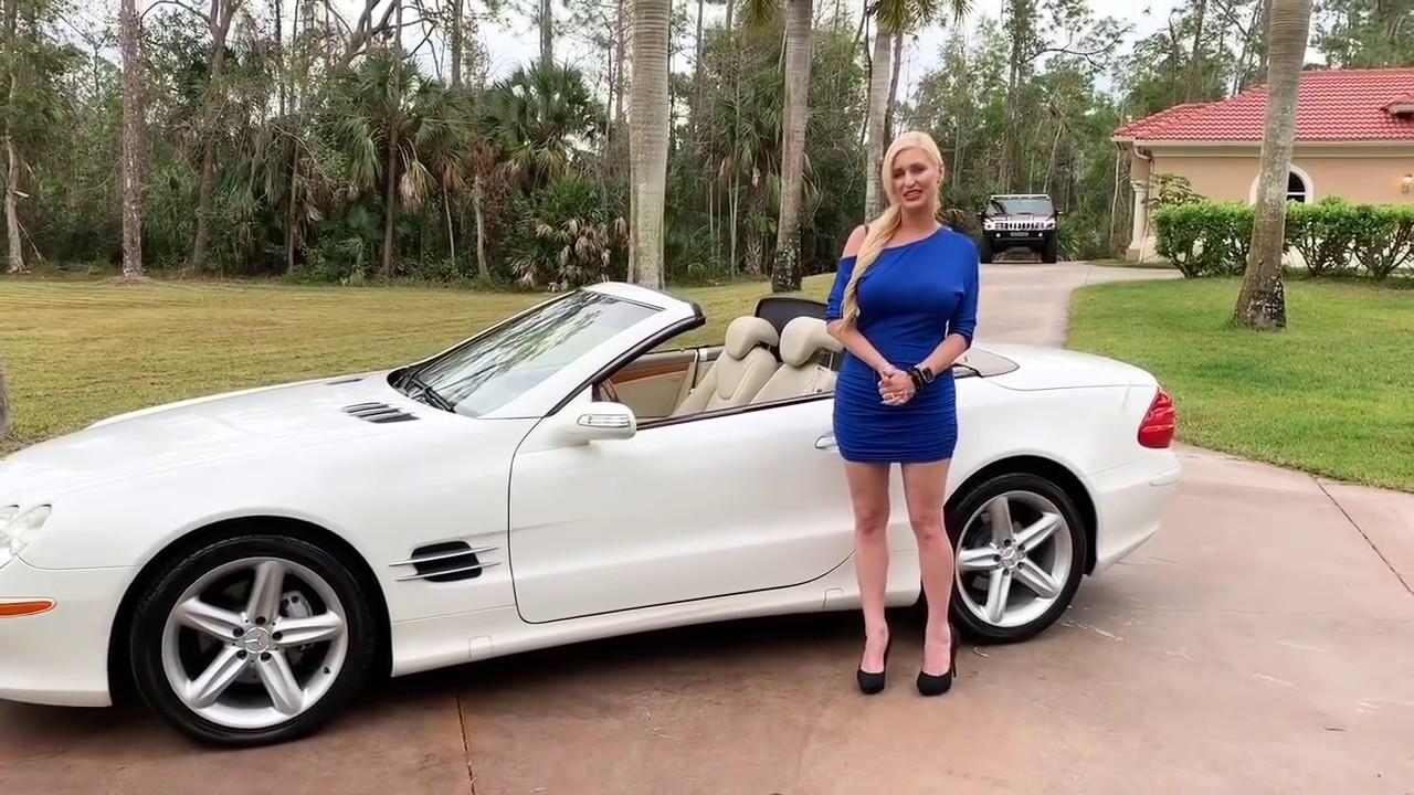 Amazing 2004 Mercedes Benz Sl500 For Sale Specs Review W Maryann Youtube
