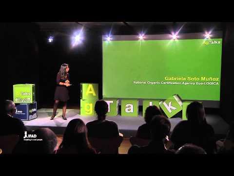 Gabriela Soto Muñoz: Empowering farmers while going organic
