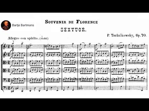 Tchaikovsky - Souvenir de Florence, Op. 70  (1890)