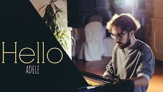 """Hello"" - Adele (Piano Cover) - Costantino Carrara"