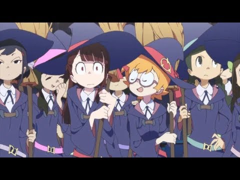 Little Witch Academia TV Eng Dub Ep 14-25