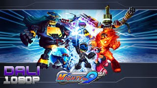 Mighty No. 9 PC Gameplay 60fps 1080p