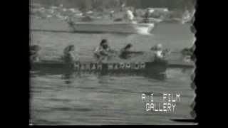 Makah 5, more history of Makah people, canoe racing