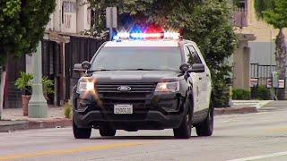 LAPD 77th Division - Ford Explorer Police Interceptor