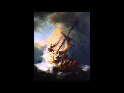 Focus on Christ, Not the Storm - August 10, 2014 Homily