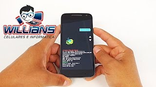 Hard Reset Motorola Moto G4, G4 plus, G4 play, como Formatar, Desbloquear, Restaurar
