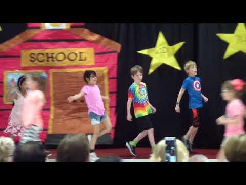 2018 Seton Regional Catholic School CSW 2nd Grade Performance