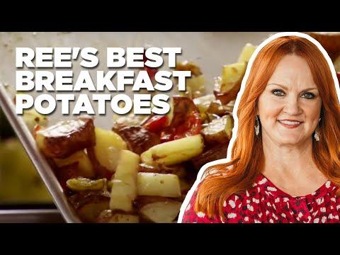 Ree's Best Breakfast Potatoes Ever | Food Network