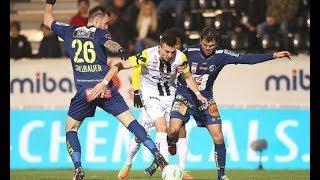 Highlights: LASK Linz vs. Wolfsberger AC/ 2:0