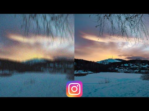 Как Загружать фото в Instagram Без Потери Качества!