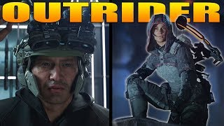 Black Ops 4: Recon is Outrider's Father?
