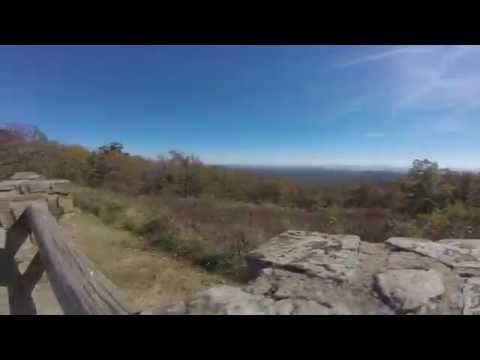 Traveling to the top of Arkansas