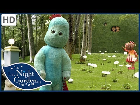 In The Night Garden | Igglepiggle Goes Visiting |