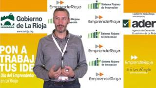 2016 11 17 Dia Emprendedor Entrevista Enrique Roldan