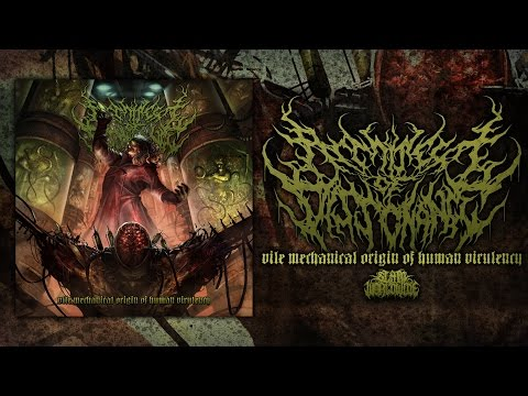 ARCHITECT OF DISSONANCE - VILE MECHANICAL ORIGIN OF HUMAN VIRULENCY [OFFICIAL STREAM] (2016) SW EXCL