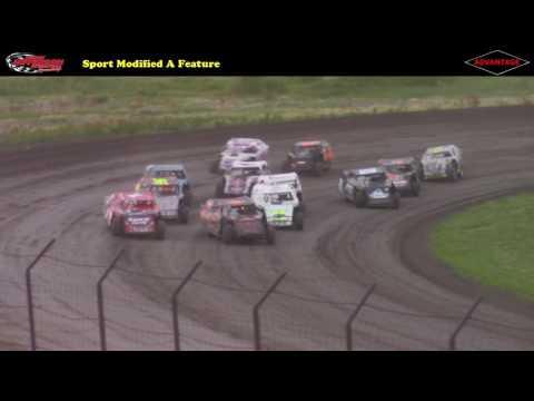 Sport Modified -- 6/10/17 -- Park Jefferson Speedway