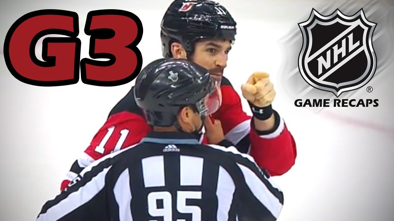 reputable site f5fc0 cacdc Tampa Bay Lightning vs New Jersey Devils. 2018 NHL Playoffs. Round 1. Game  3. 04.16.2018 (HD)