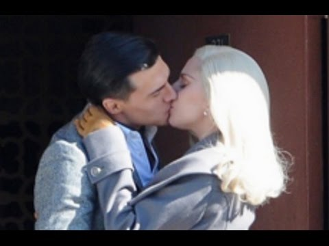 Lady Gaga And Finn Wittrock Hot Kissing Scene | American Horror Story Hotel