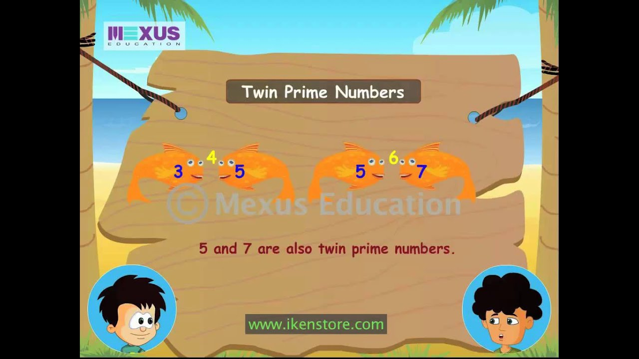 Prime and composite numbers youtube robcynllc Image collections