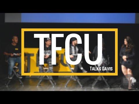 TFCU Talks Davis
